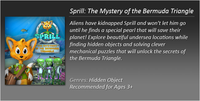 Sprill The Mystery of the Bermuda Triangle